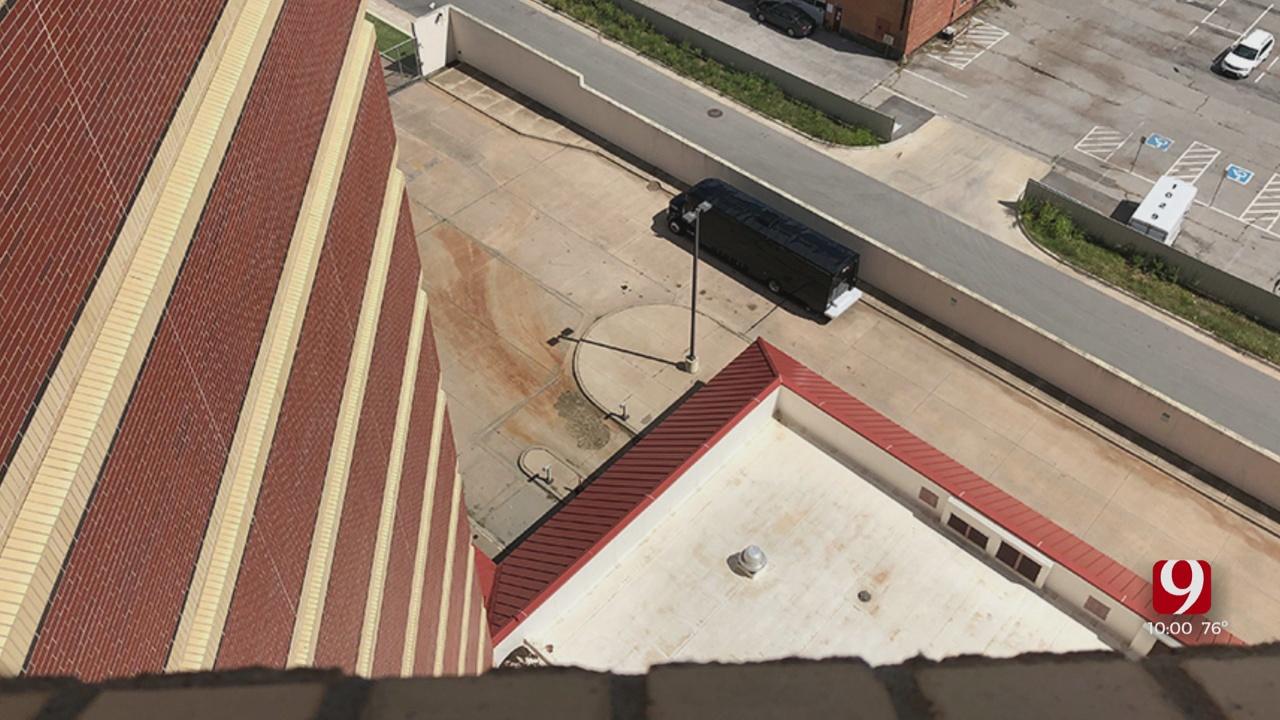 Oklahoma County Inmates Back In Custody