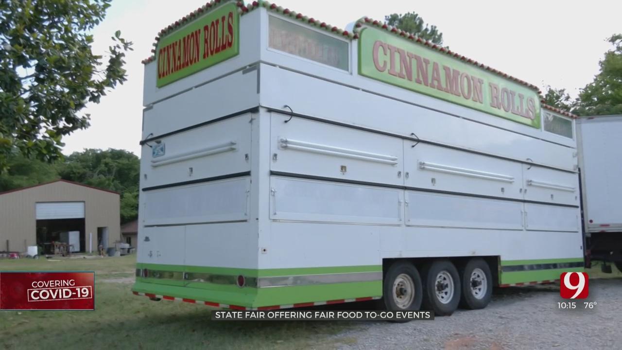 Oklahoma State Fair To Host Fair Food To-Go Event