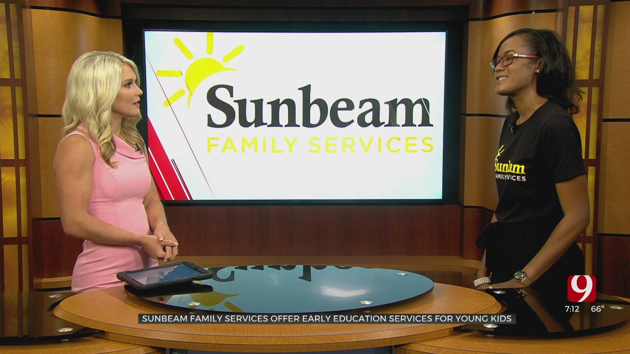 Sunbeam Family Service Center Helps Children Prepare For Early Education