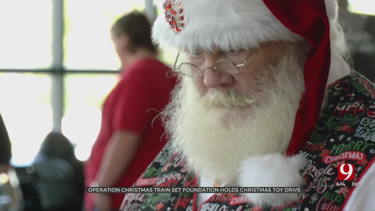 Oklahoma Together: Metro Charity Begins Holiday Backpack Donation Drive To Help Meet Need
