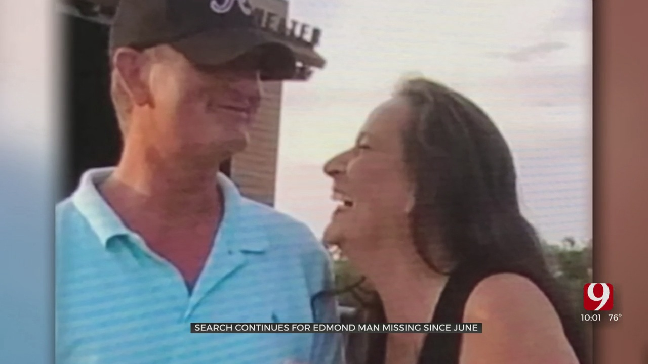 Group Organizes Large Scale Search For Missing Edmond Man