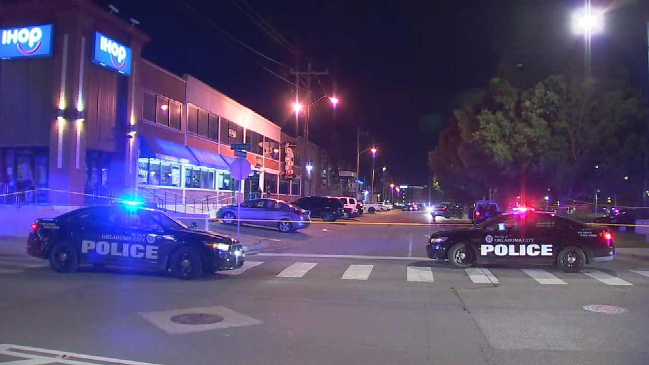 OKC Police Investigating Officer-Involved Shooting In Bricktown