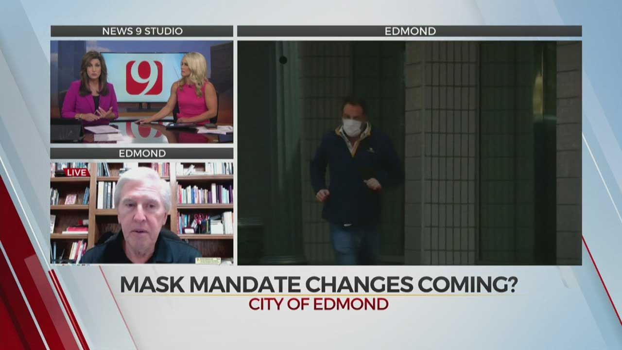 Live Interview With Edmond City Councilman Nick Massey