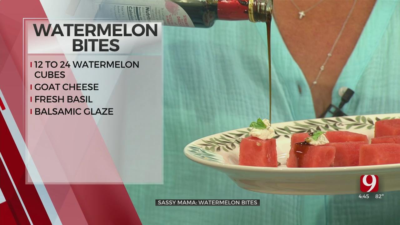 Watermelon Bites