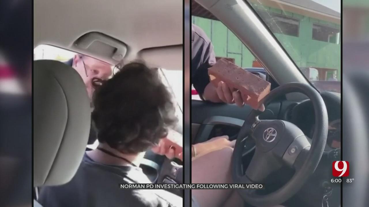 'Unite Norman' Leader Clashes With Agitators, Police Investigate