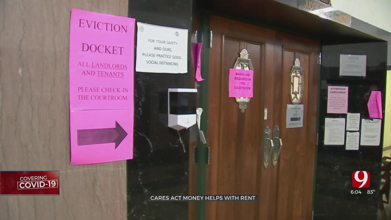 Oklahoma City Prepares For Eviction Wave