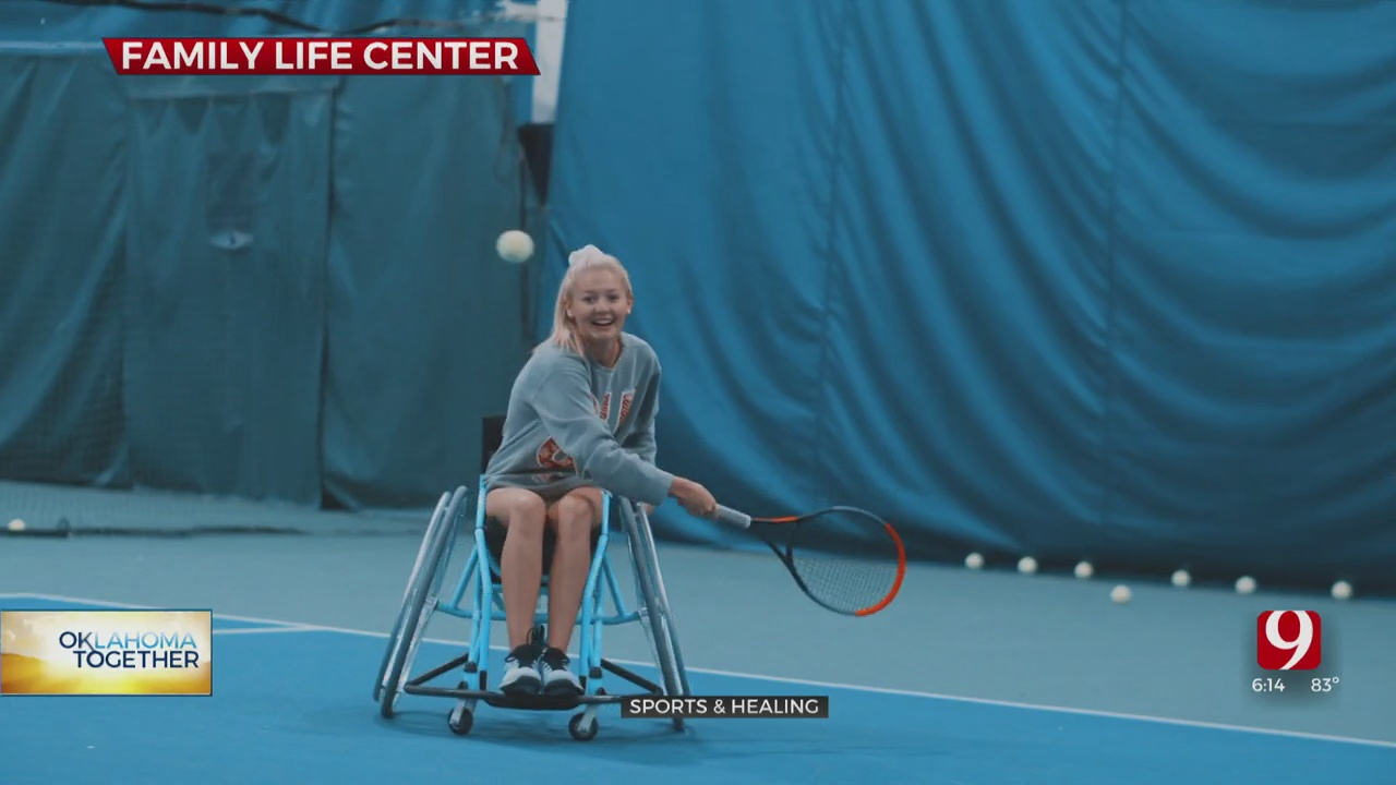 Center Helps Adaptive Athletes Stay Physically, Mentally Fit