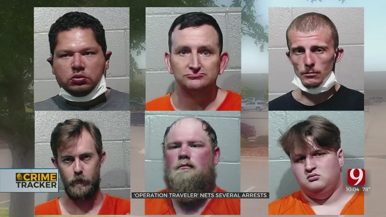 Mutli-Agency Operation Leads To Several Arrests Of Accused Child Predators