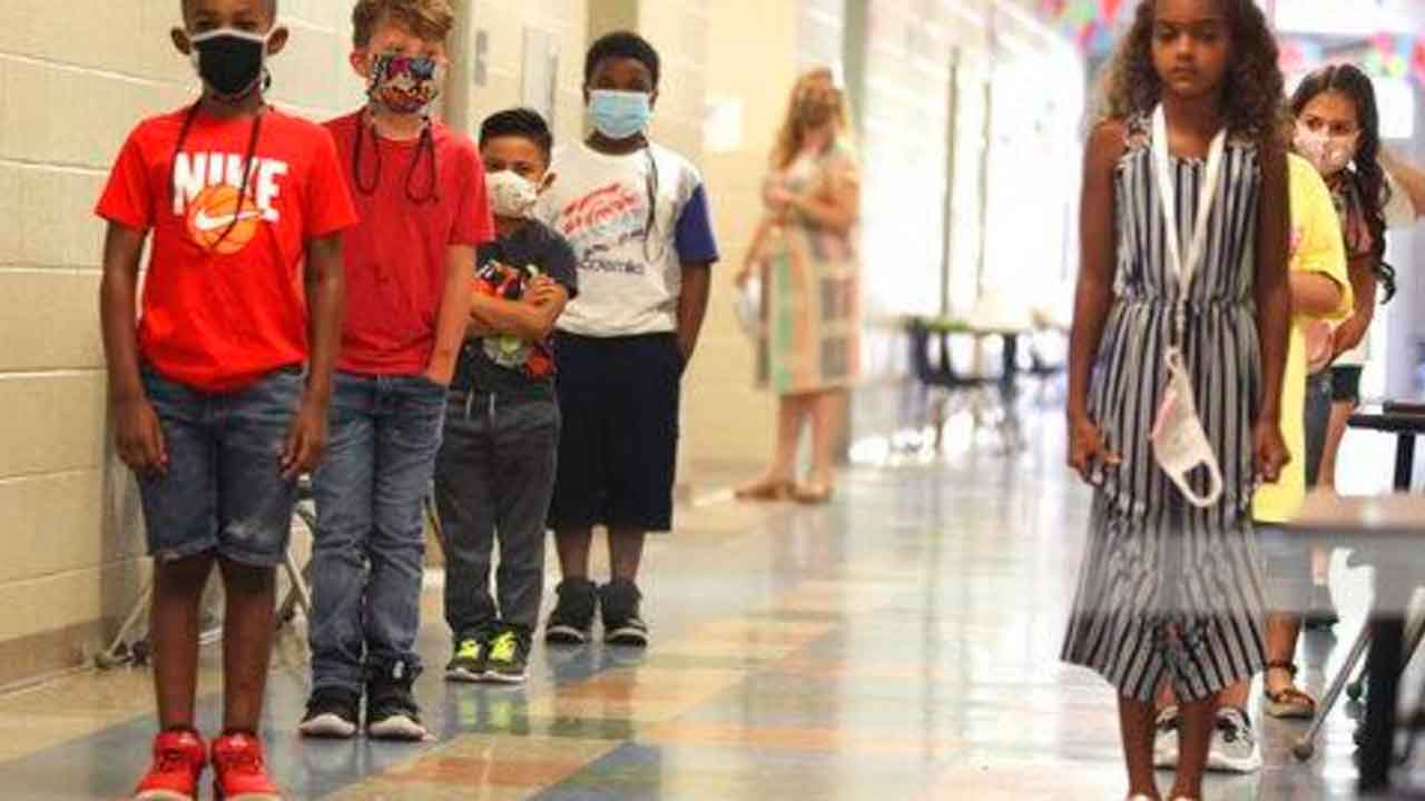 Over 100 Students Forced To Quarantine After First Week Of School In Mississippi Town