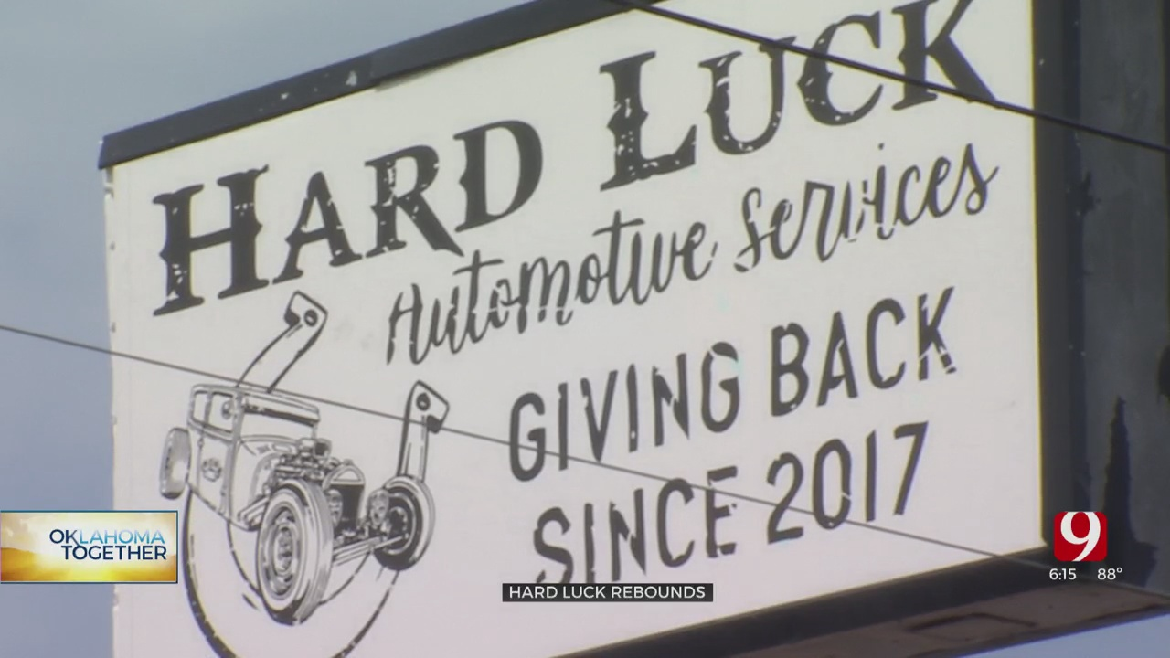 Thieves Rob No Charge Mechanic Of Hard Luck Auto In SW OKC