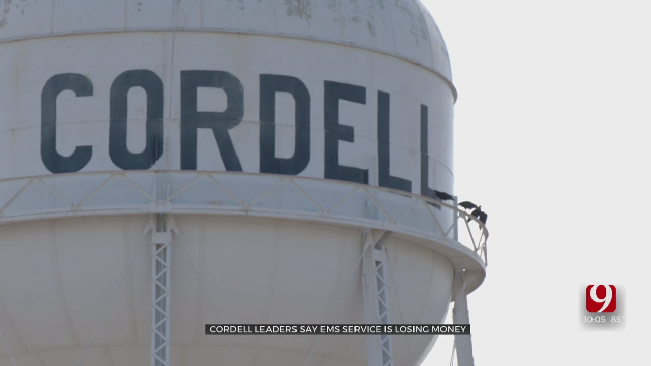 Cordell Officials To Explore Future EMS Options With County, Decides Not To Rehire Fired Director