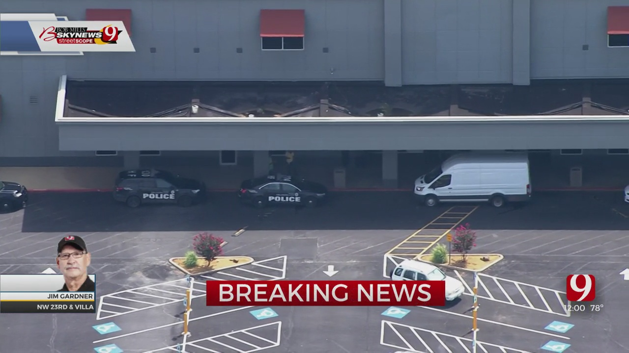 Suspicious Package Found At Shepherd Mall