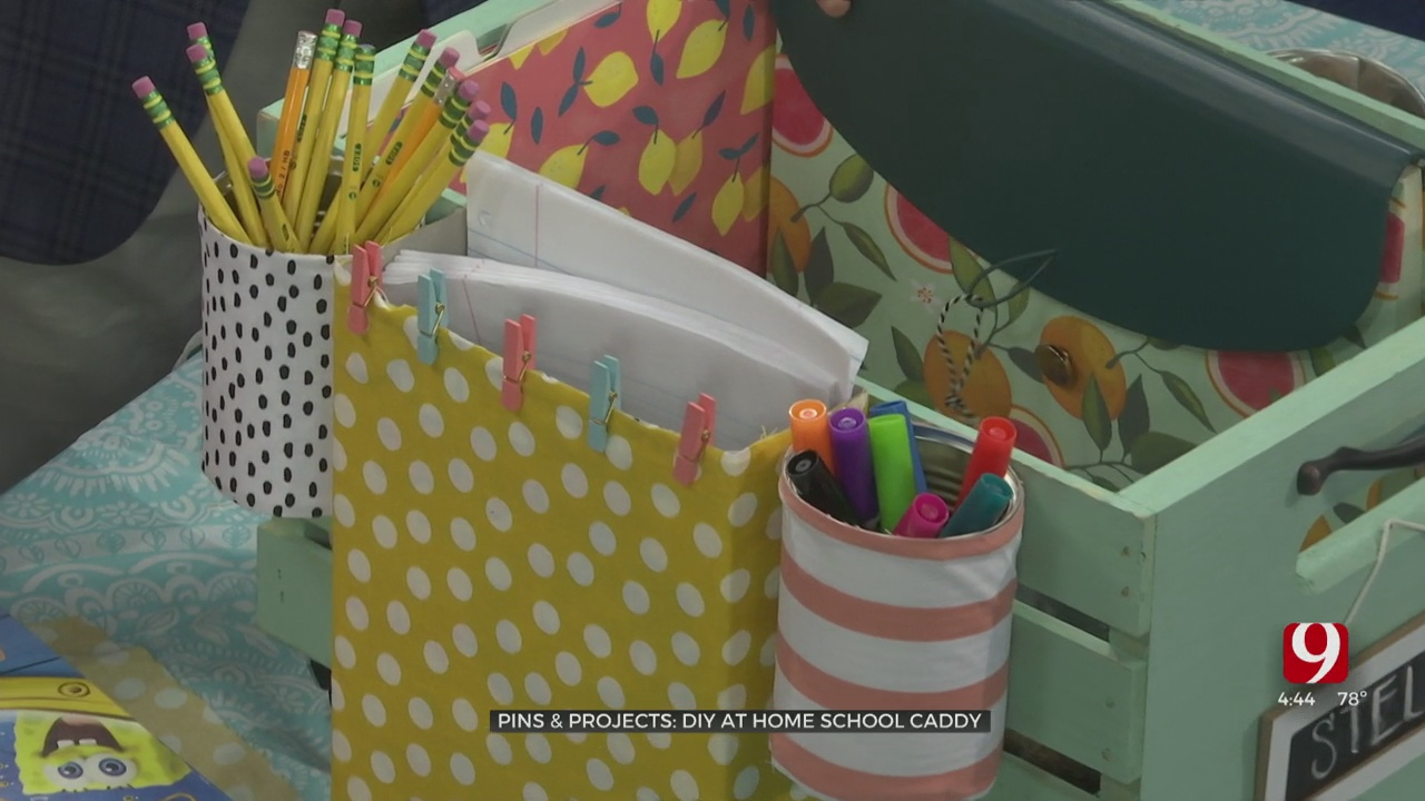 Pins & Projects: DIY At Home School Academy