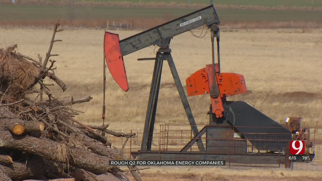 Oklahoma Energy Companies Lose $2 Billion Over Past Three Months