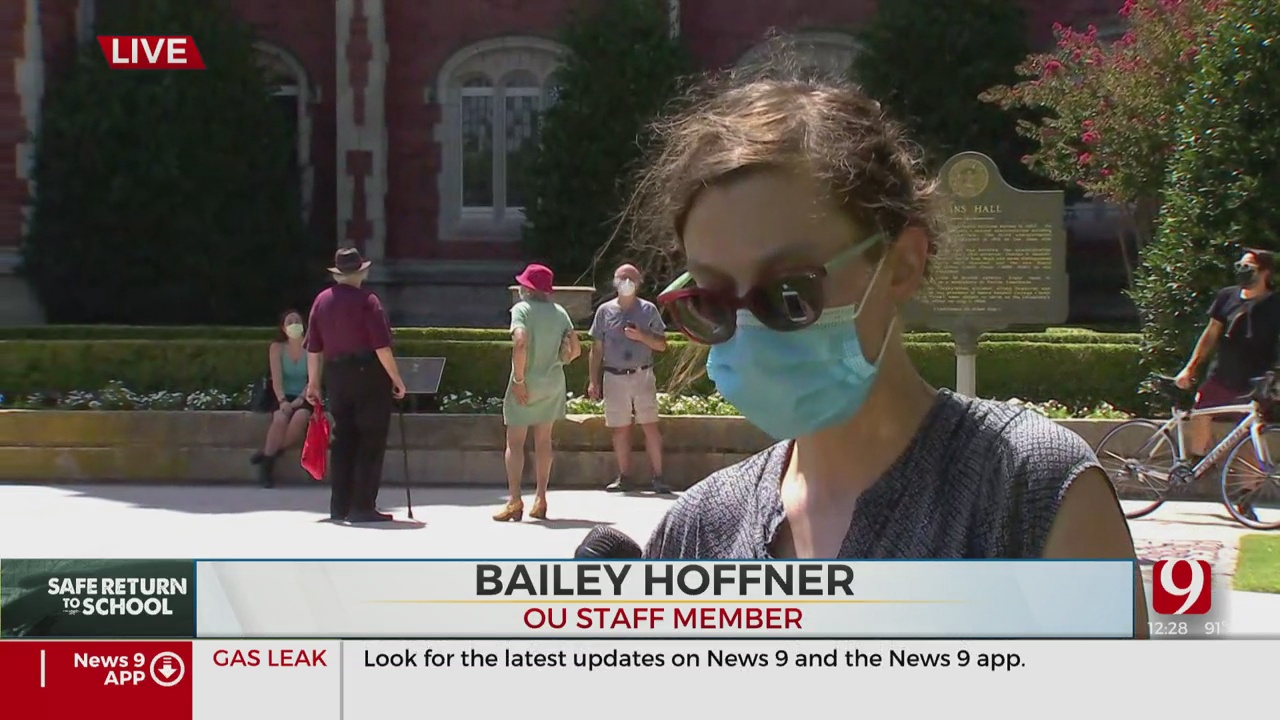 OU Staff Issue Demands For Fall Semester
