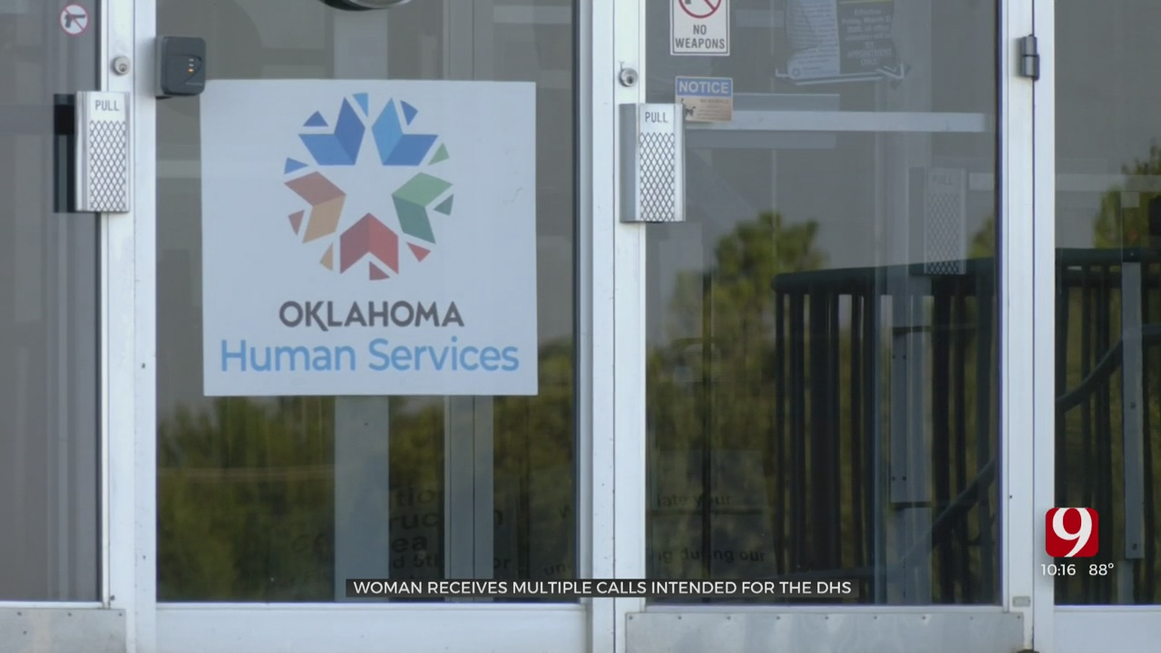 Former Oklahoma Resident Receives Personal Information From DHS Calls, Voicemails In 'Accidental Error'