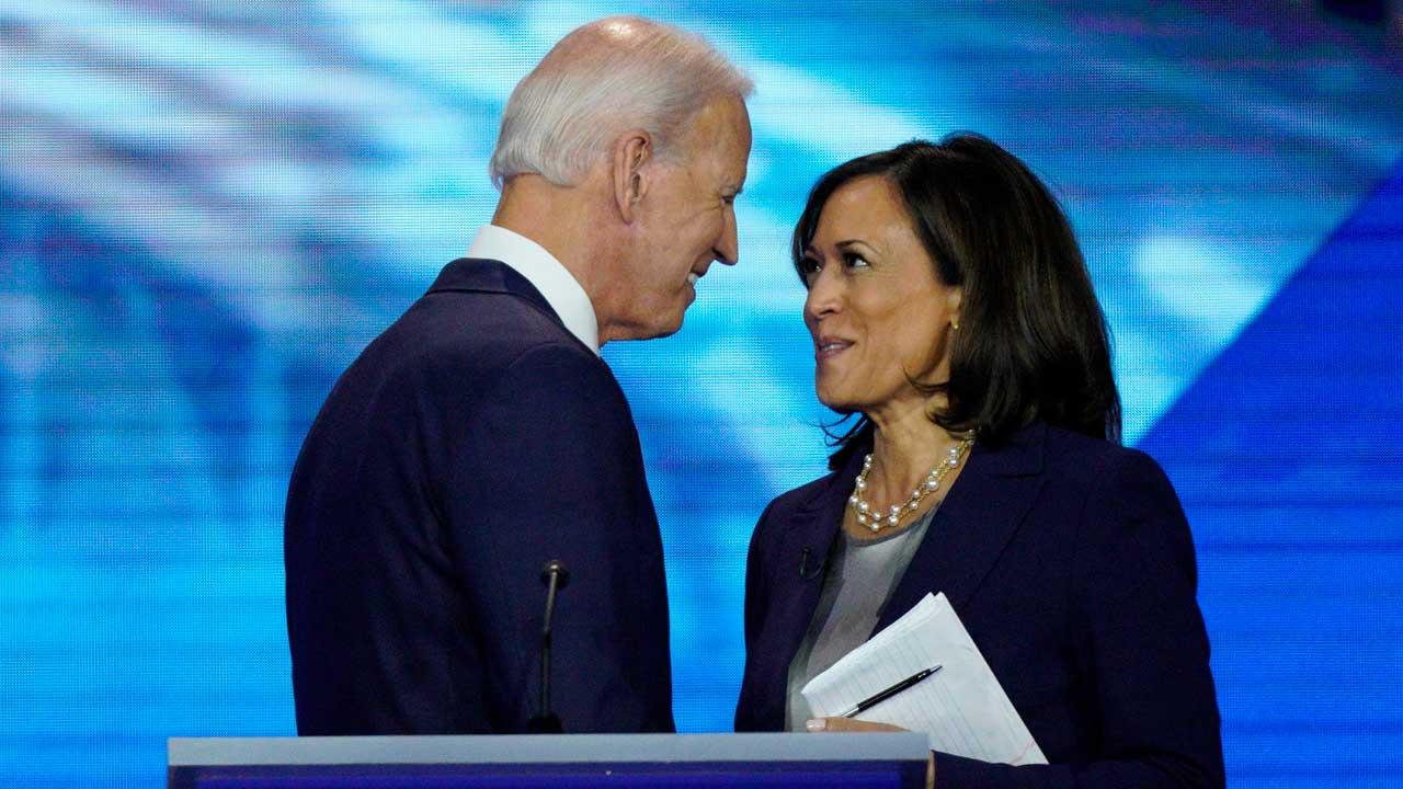 Presumptive Democratic Nominee Biden Picks Sen. Kamala Harris As His Running Mate