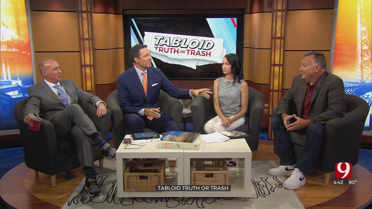Tabloid Truth Or Trash For Aug. 11, 2020