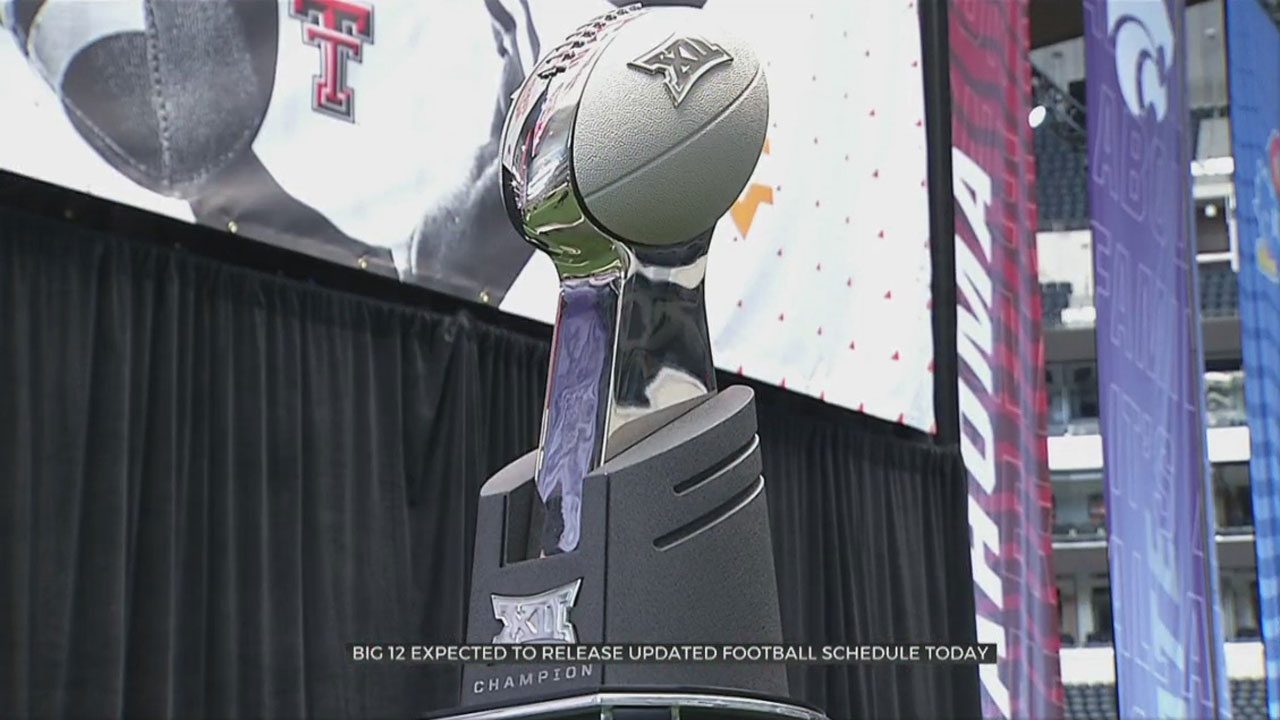 Big 12 Expected To Release Updated Football Schedule
