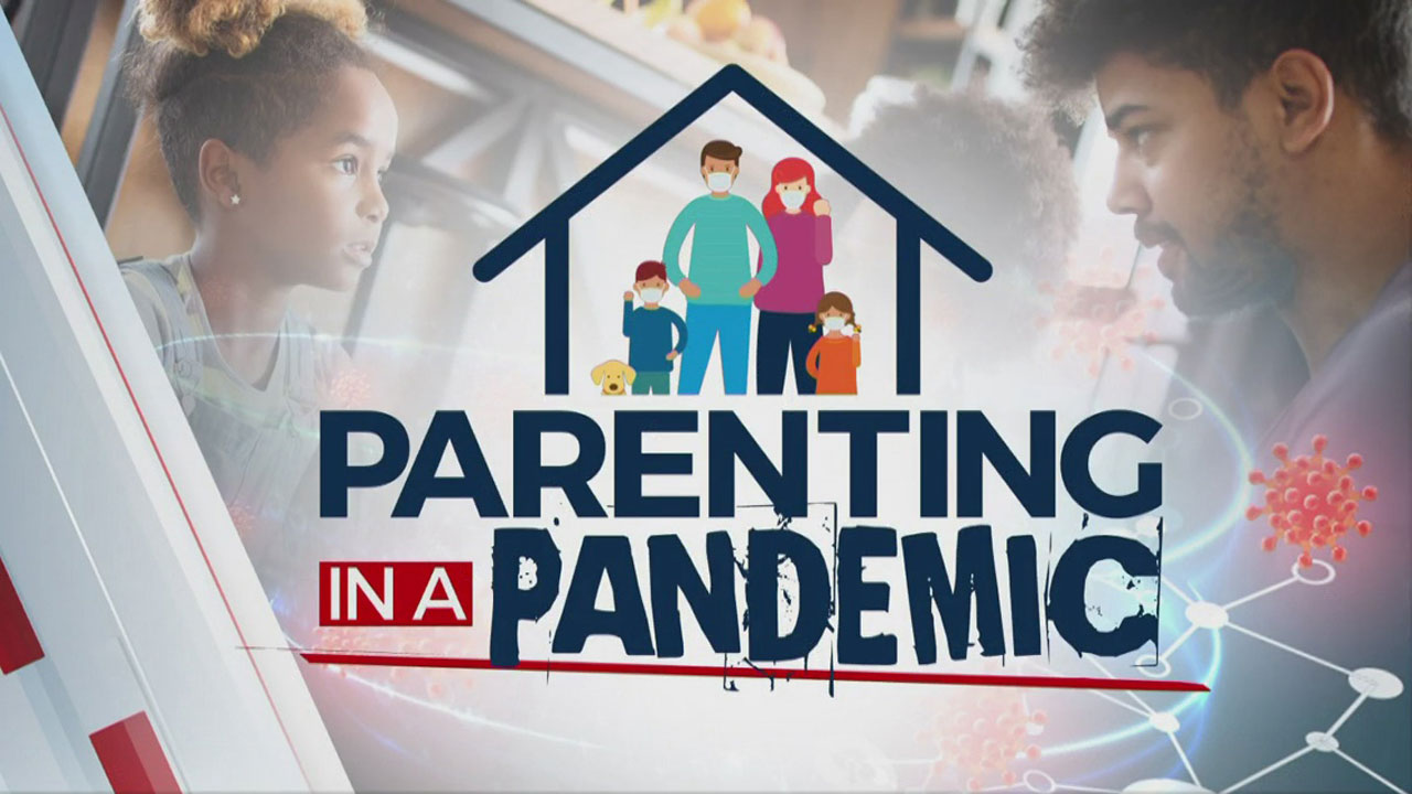 Parenting In A Pandemic: Preparing For Children To Head Back To Classroom, Start Of Virtual Learning
