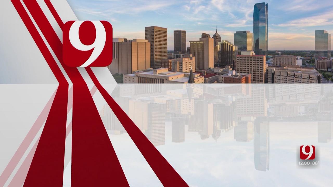 News 9 Noon Newscast (August 13)