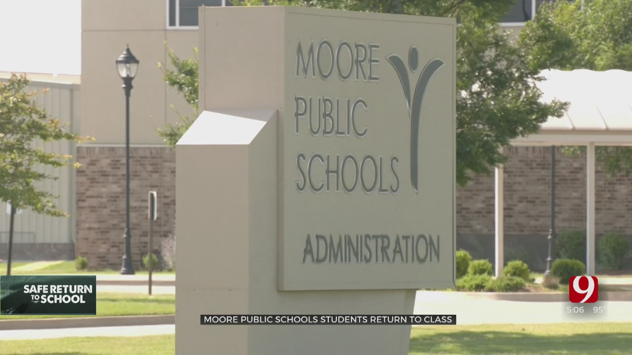 Moore Goes Back To School With 2 Options For Students