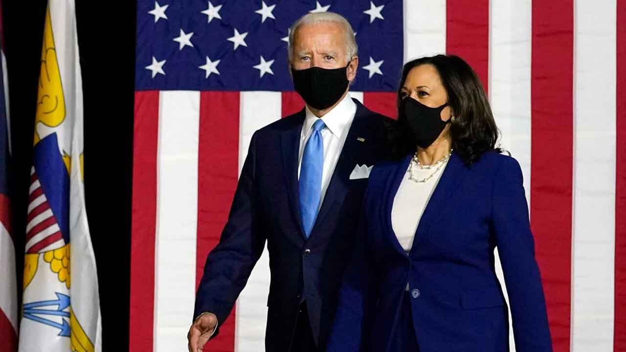 Biden, Harris Call For 3-Month Nationwide Mask Mandate
