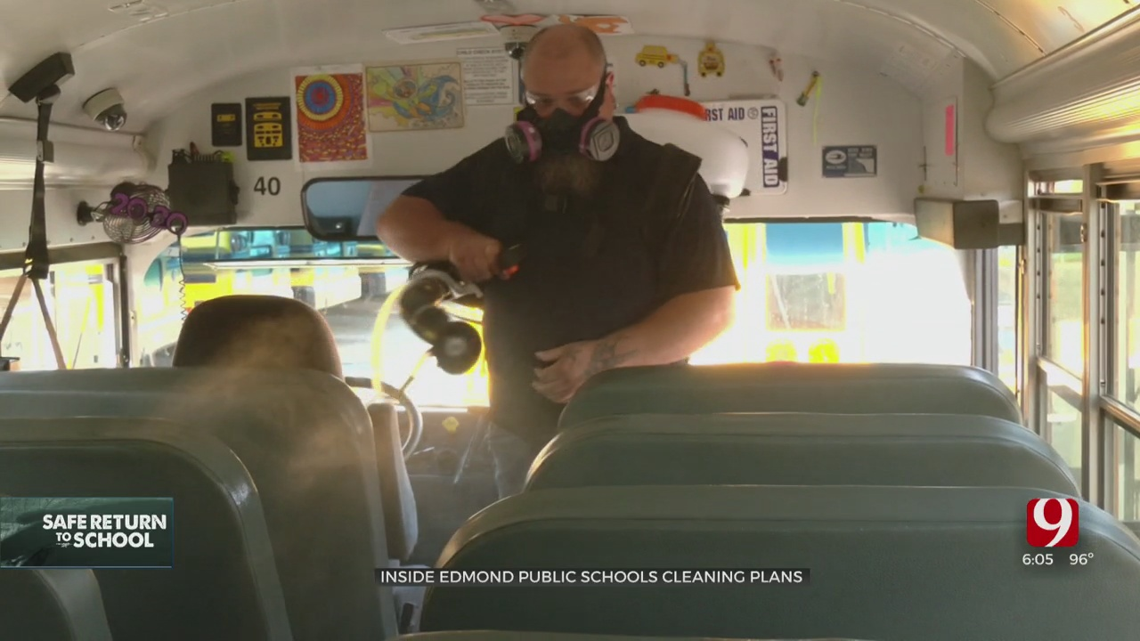 Edmond Public Schools Enhances Safety Measures Ahead Of First Day Of School