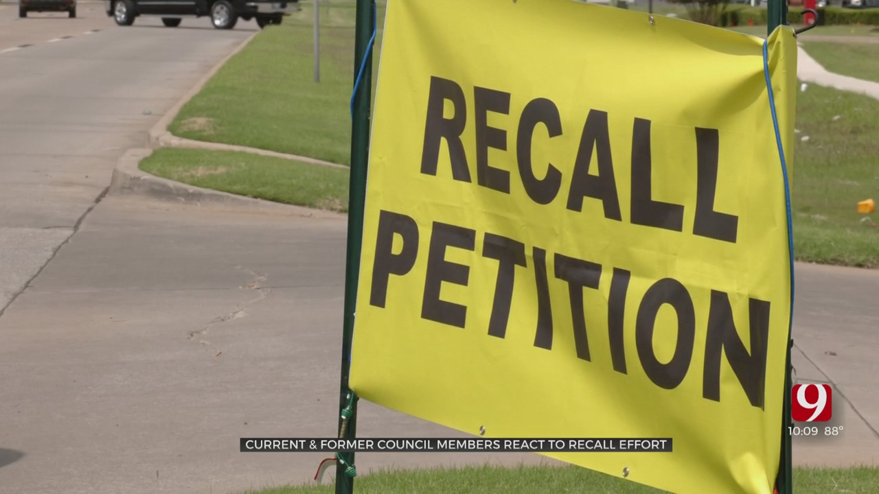 Unite Norman Turns In Petition To Recall 2nd City Councilor