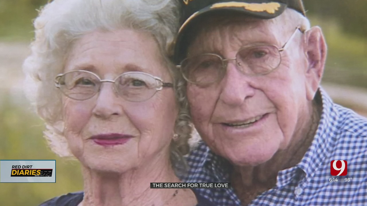 Red Dirt Diaries: Wewoka Couple Celebrating Nearly 80 Years Of Marriage