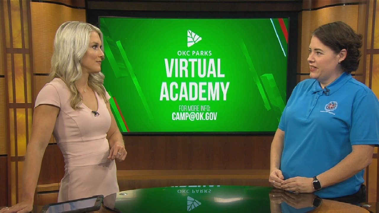 OKC Parks Department Begins Enrollment For New Virtual Academy