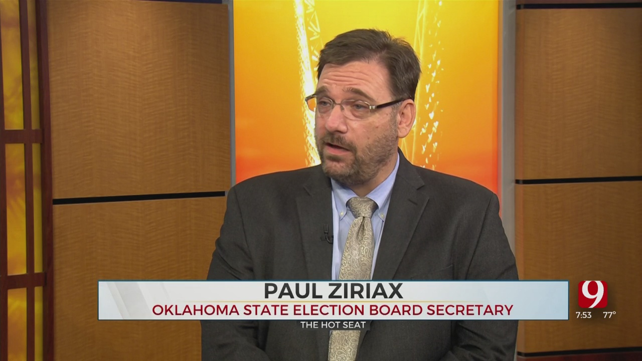 The Hot Seat: Upcoming Elections & Absentee Ballots