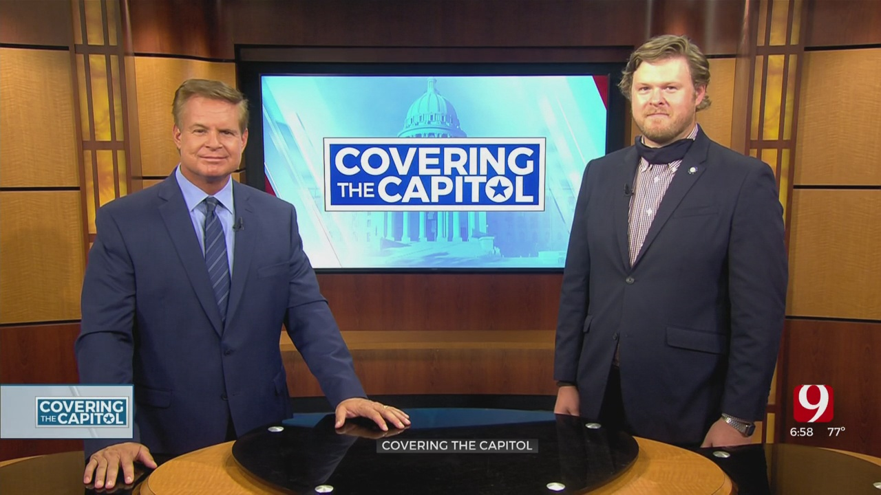 Covering the Capitol: Learning From The Pandemic