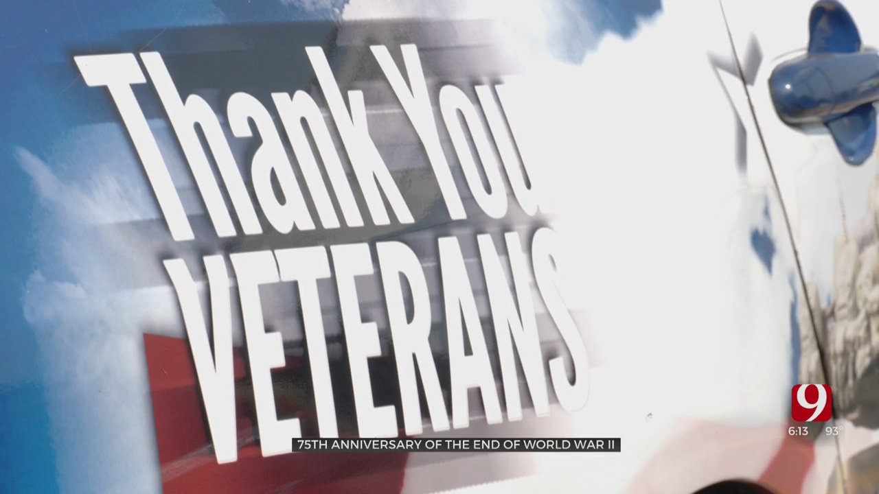 Veterans Honored On 75th Anniversary Of WWII's Final Day