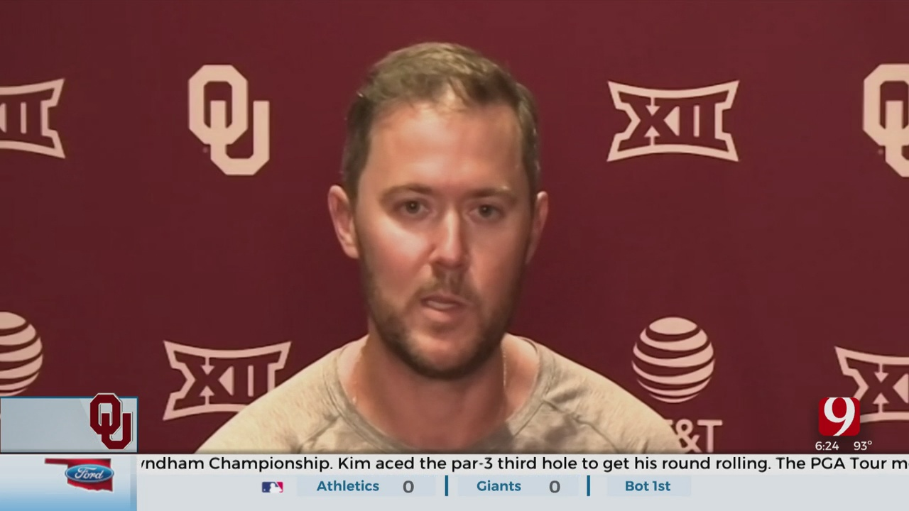 OU Head Coach Lincoln Riley Says 9 Players Have Tested Positive For COVID-19
