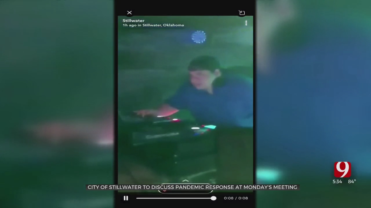 Video Of People Partying In Stillwater Goes Viral