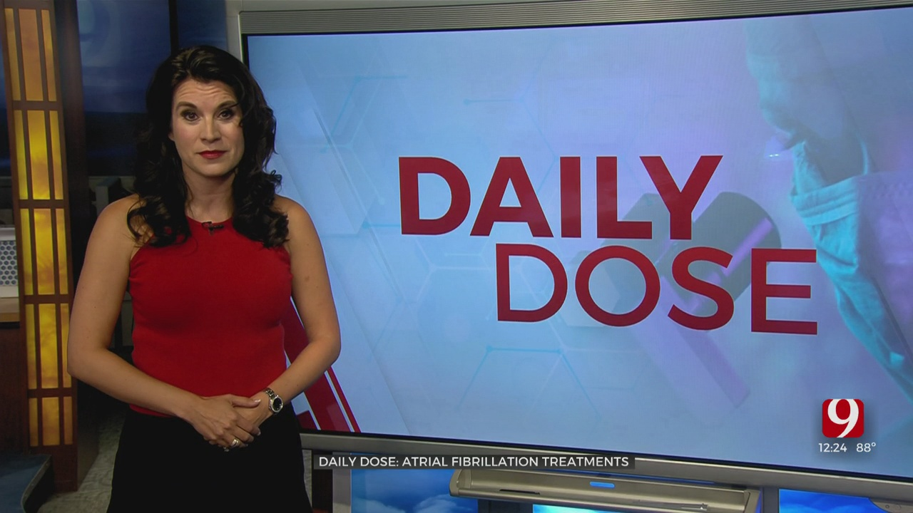 Daily Dose: Do You Need Treatment To Beat Atrial Fibrillation?