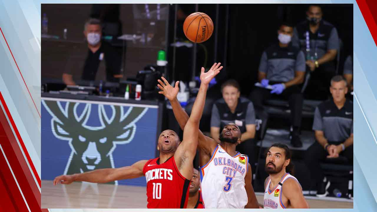 OKC Thunder Lose To Rockets In Game 2