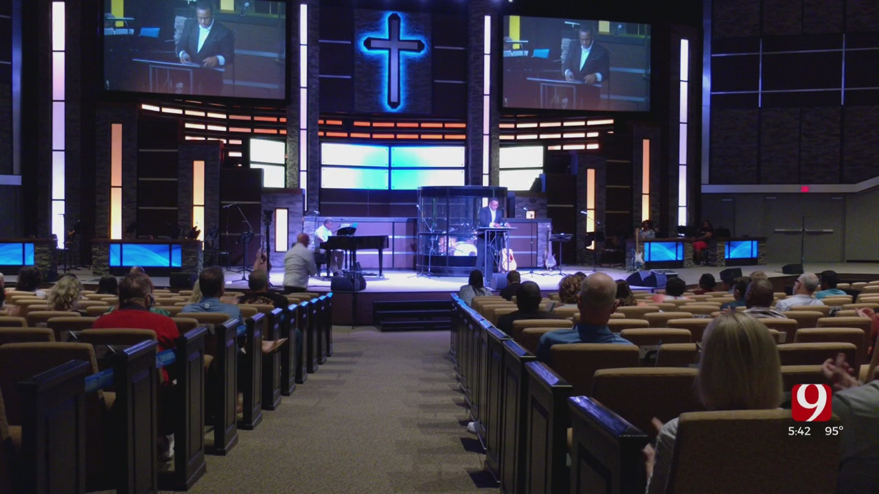 Pastors Join Forces To Bridge Community Divide