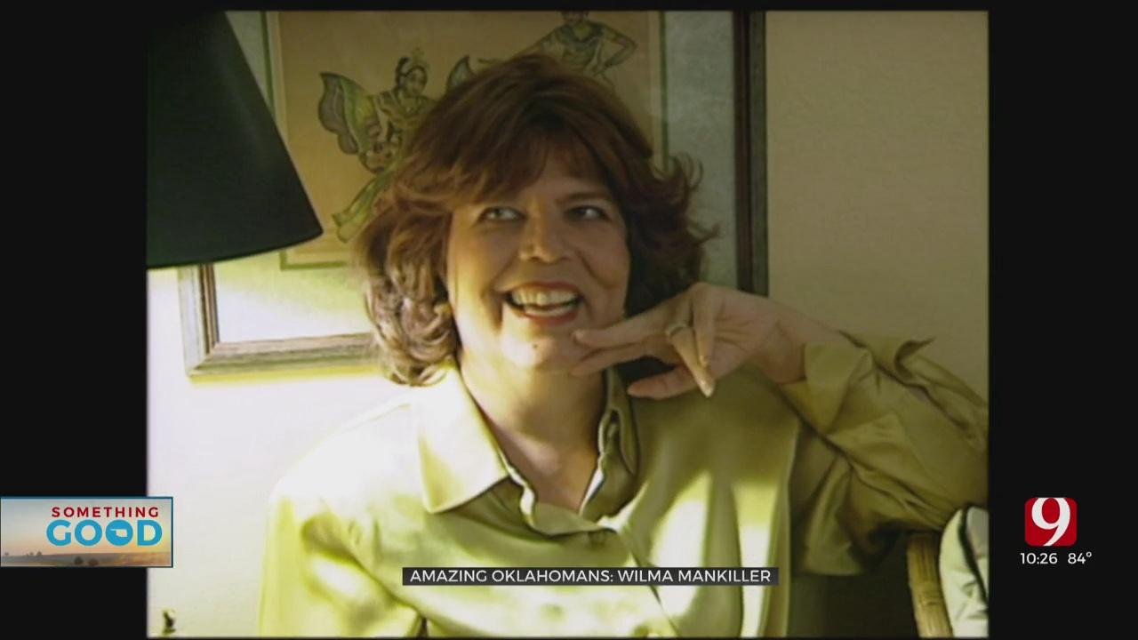 Amazing Oklahoman: Wilma Mankiller