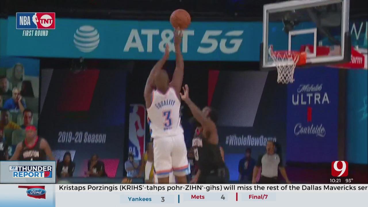 Thunder Preparing For Pivotal Game 5 Against Rockets