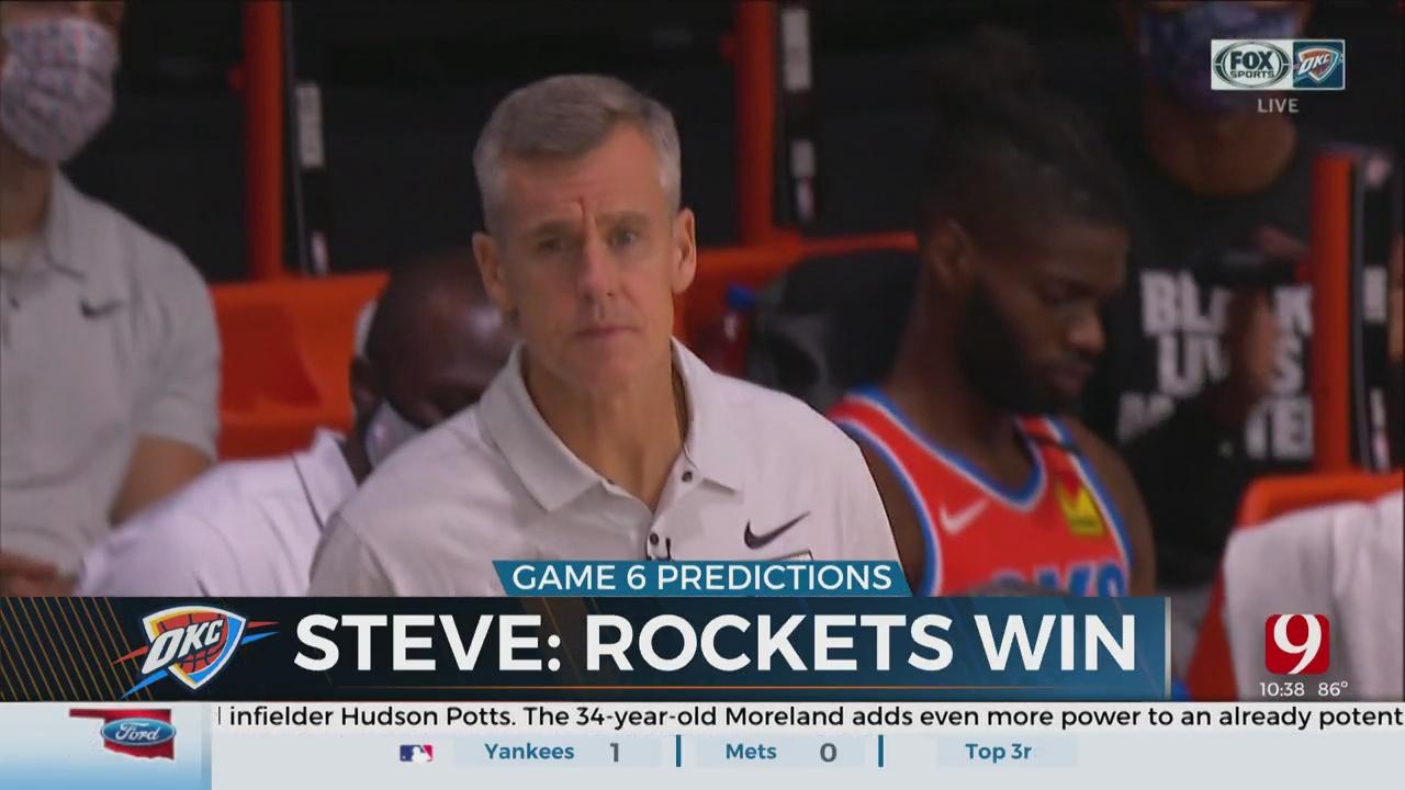Thunder Reporter Steve McGehee Joins The Blitz From Orlando