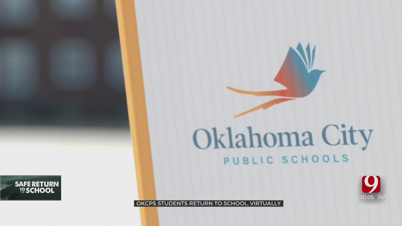 'Extremely Frustrated': OKCPS Starts Virtual Semester