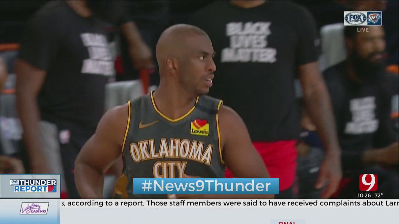 Thunder Reporter Steve McGehee Gives Preview Of Game 7