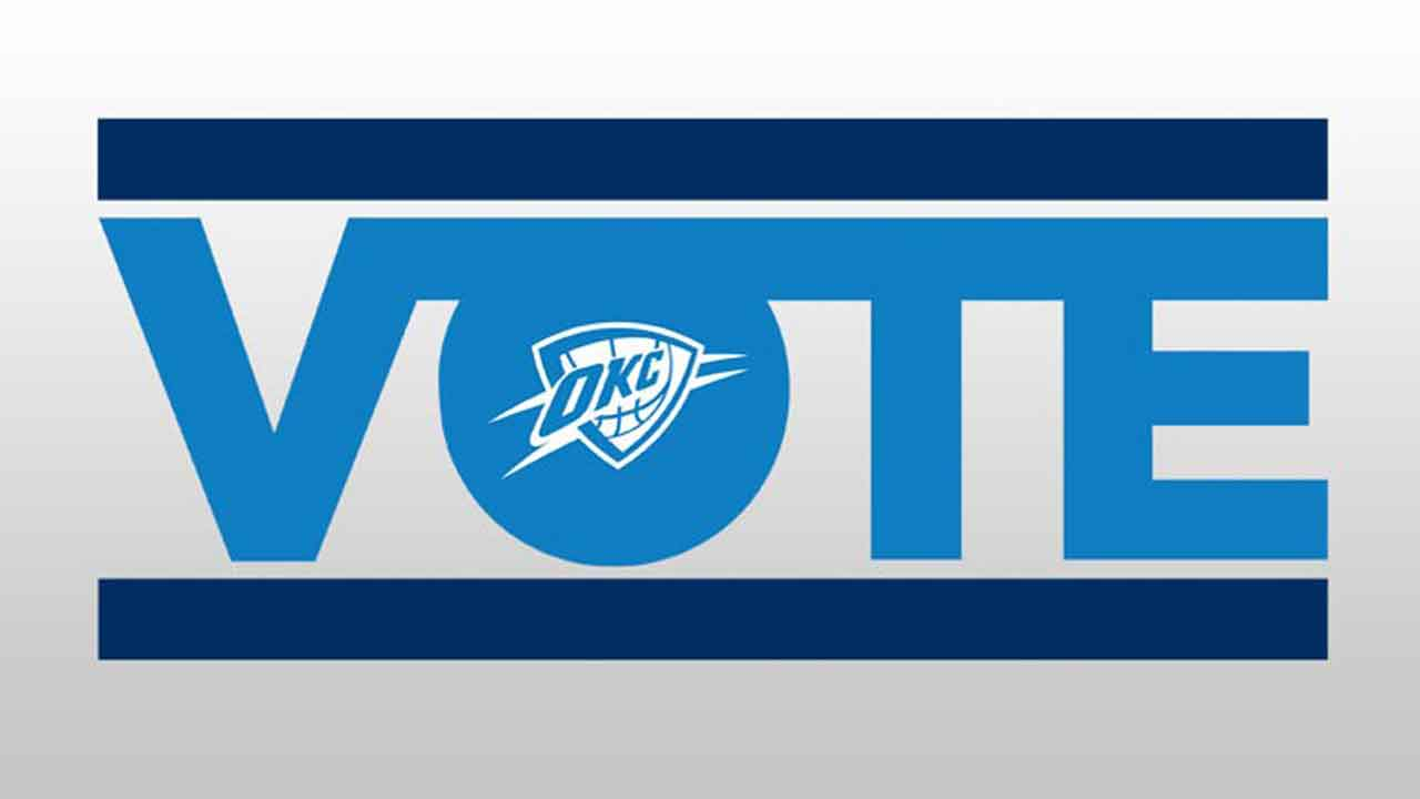 OKC Thunder Announces New Campaign To Promote Voting