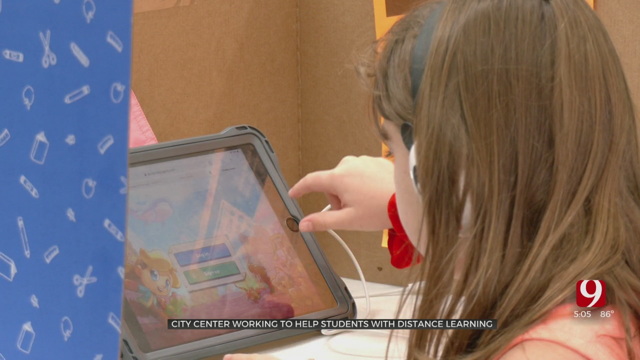 City Center Working To Help Students With Distance Learning