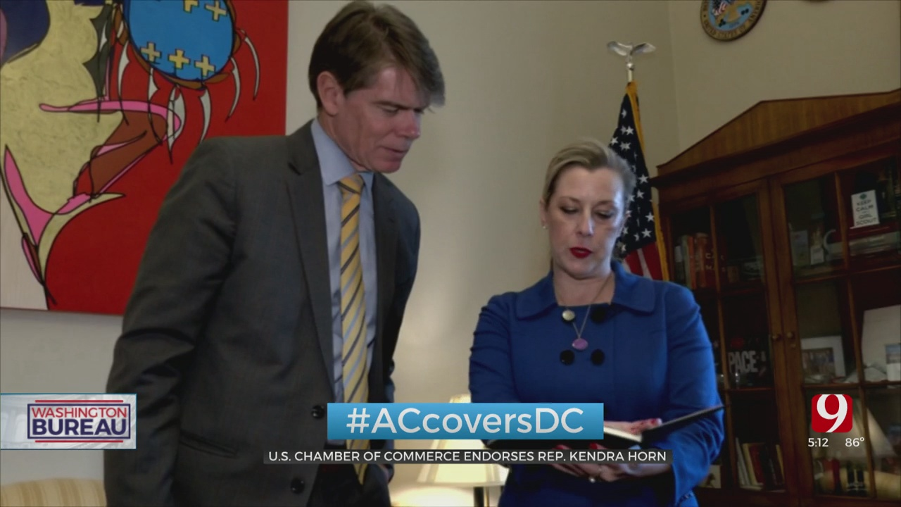 US Chamber Of Commerce Endorses Rep. Kendra Horn