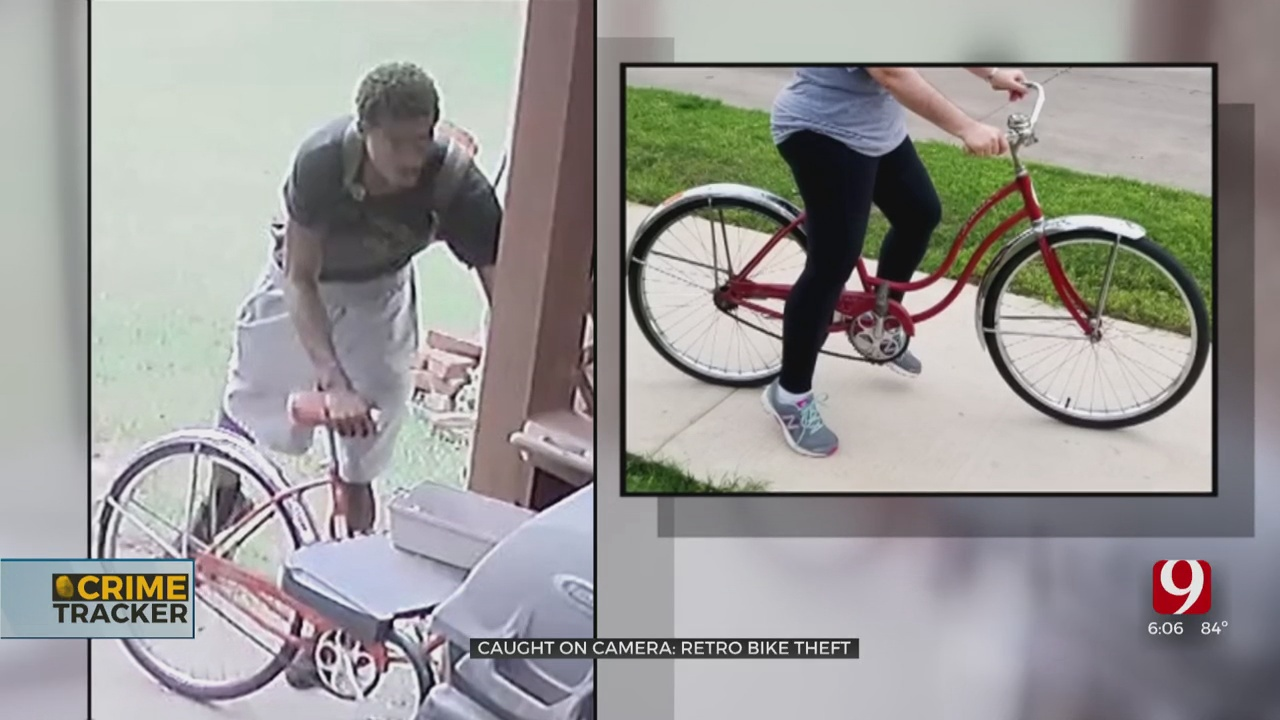 Police Asking For Help In Unique Stolen Bike Case