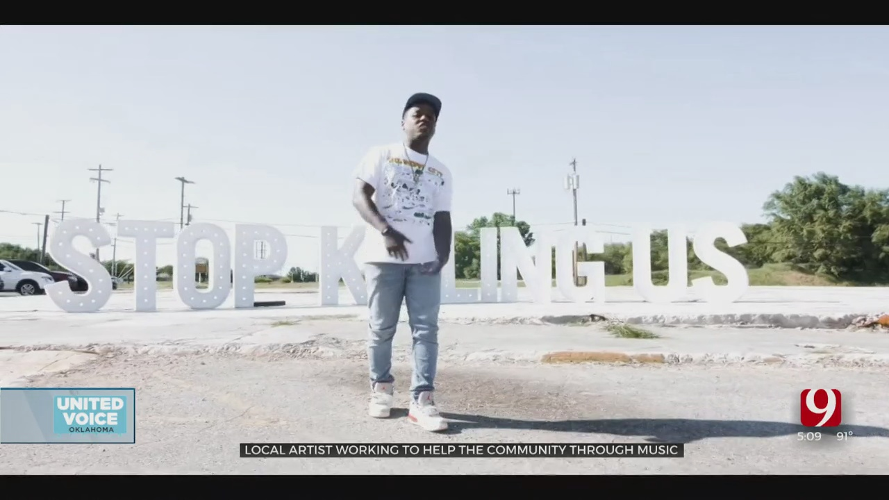 Jabee Williams Connects With OKC Through His Music
