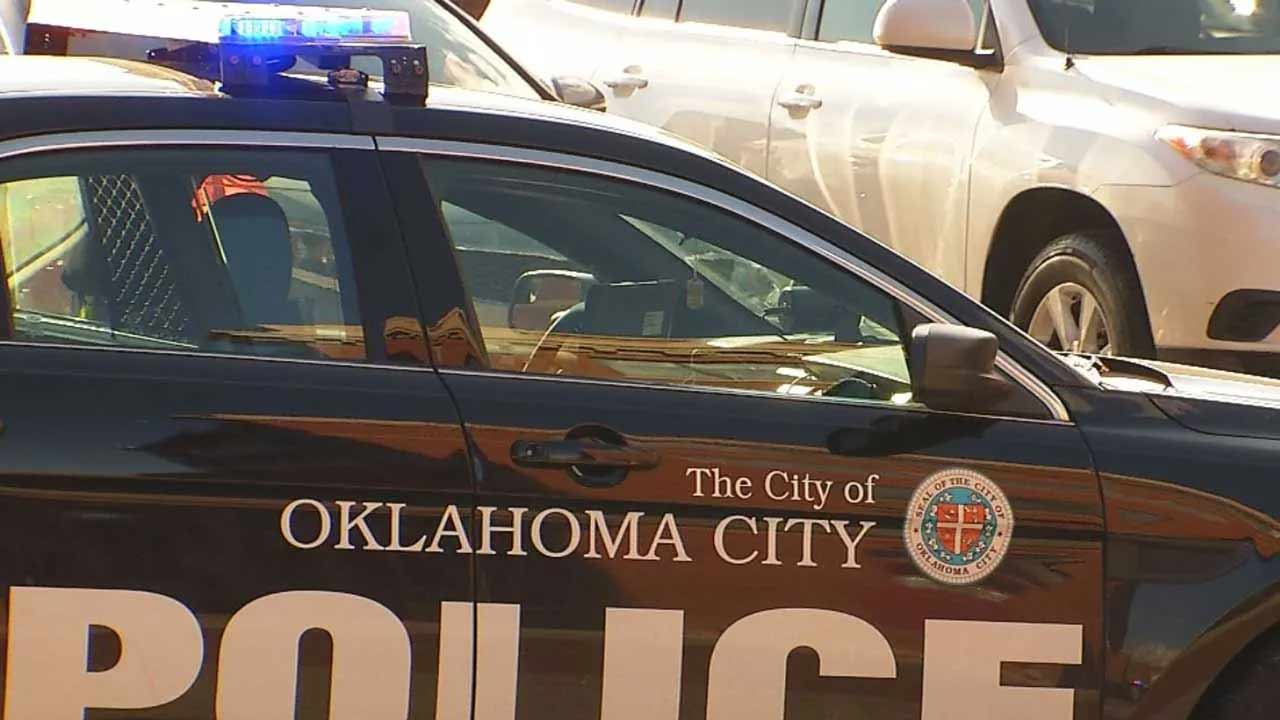 OKC Police Searching For Suspect In Overnight Shooting
